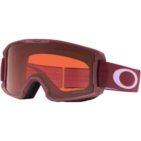 Oakley Line Miner goggles Kinderen oranje/violet